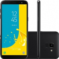 Smartphone Samsung Galaxy J6 32gb Tv Preto