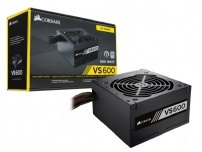 Fonte Atx 600w 80 Plus Branco Vs600 - Corsair - CP-9020119-LA