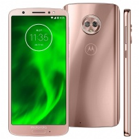 Smartphone Motorola Moto G6 Ouro Rose 64gb - XT1925-3 OURO ROSE