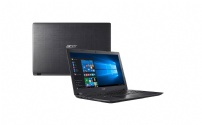 Notebook Acer A315-51-30v4 /i3-8130u/4gb/1tb/15.6'' W10 Home - Preto - A315-51-30V4