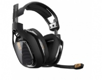 Headset Gamer Astro A40 Mixamp Pro Tr Ps4/pc/mac/ Dolby Surround 7.1 Preto - A40-PS4