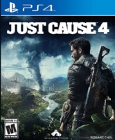 Jogo Just Cause 4 Edicao Day One - Ps4 - SE000189PS4