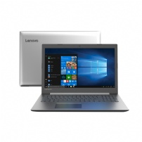 Notebook Lenovo Ideapad 330-15ikb I3-6006u/4gb/1tb/windows 10 Home/ Prata - 81FD0002BR