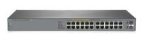 Switch Hp 1820 24p 10/100/1000 Poe+ 2 Sfp L2 - J9983A