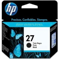 Cartucho Hp Preto C8727al 10ml (27) - C8727AB
