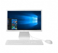 Desktop Aio Lg Intel Celeron Dual Core N4000, 4gb, Hd 500gb, 21.5´, Windows 10, Branco - 22v280-l.bj41p1 - 22V280-LBJ41P1