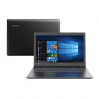 Notebook Lenovo Ideapad 330 Intel Celeron Dual Core N4000 4gb 1tb Windows 10 Tela 15.6'' Hd 81fn0001br Preto - 81FN0001BR