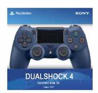Controle P/ps4  Dual Shock 4 Wireless Oficial Azul - 34445
