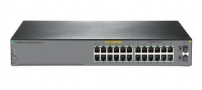 Switch Hp 24p 10/100/1000mbps + 2p Sfp Gigabit 1920s 24g - JL384A