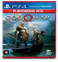 Jogo God Of War Hits - Ps4 - 3004860