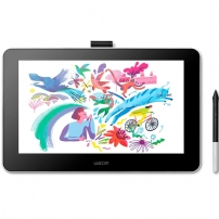 Mesa Digitalizadora Wacom One Creative Pen Display, 13´, 2540 Lpi, Hdmi, Usb - Dtc133w0a1 - DTC133W0A1