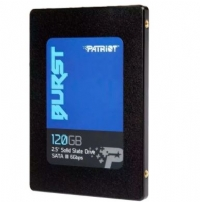 SSD SATA III 120GB 2.5'' PATRIOT BURST - PBU120GS25SSDR
