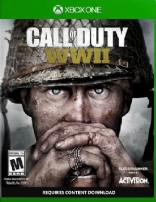 Jogo Call Of Duty: Wwii - Xbox One - 31858