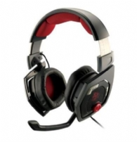 Headset Tt Sports Shock 3d 7.1 Usb Black - Thermaltake - HT-RSODIECBK-13