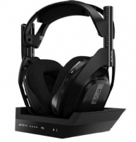 Headset Gamer Astro A50 + Base Station Gen 4 C/ Audio Dolby, S/  Fio, Compativel Com Ps4, Pc, Mac  - 939-001674 - 939-001674