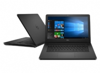 Notebook Dell  I14-5458-b08p I3-5005u 4gb 1tb W10 Sl  Preto - I14-5458-B08P