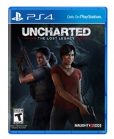 Jogo Uncharted The Lost Legacy - Ps4 - 31484