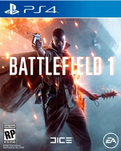Jogo Battlefield 1 - Playstation 4 - Ea Games