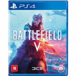 Jogo Battlefield V - Playstation 4 - Ea Games