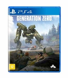 Jogo Generation Zero - Playstation 4 - Avalanche Studios