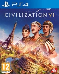 Jogo Sid Meiers Civilization Vi - Playstation 4 - 2k Games