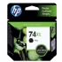 Cartucho Hp Preto Cb336wl 18ml (74xl)