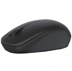 Mouse Wireless Dell Aqua Wm126 1000 Dpi  Preto