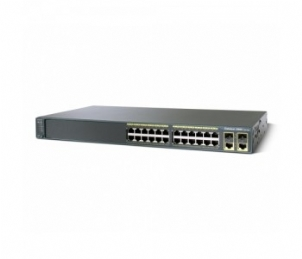 Switch  24p 10/100+2p 10/100/1000 + 2 T/sfp 2960