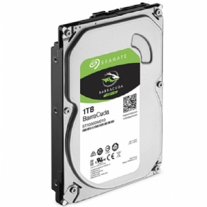 Hard Disk Sata Iii 1tb 7200rpm 64mb Seagate Barracuda P/desk