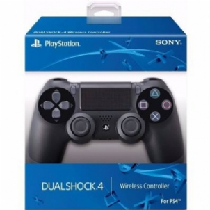 Controle P/ps4  Dual Shock 4 Wireless Oficial Preto