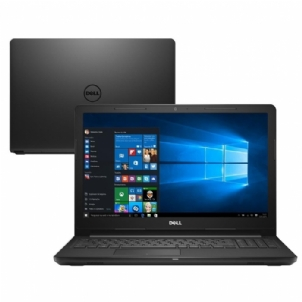 Notebook Dell Inspiron I15-3567-a15p 7ª Geracao Intel Core I3 4gb 1tb Led 15.6